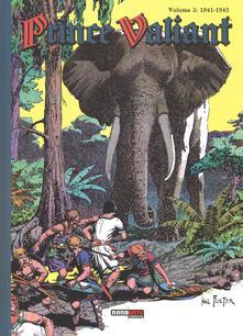 Daddyswing.es Prince Valiant. Vol. 3: 1941-1942. Image
