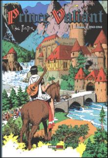 Secchiarapita.it Prince Valiant. Vol. 4: 1943-1944. Image
