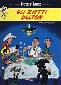 Gli zietti Dalton. Lucky Luke