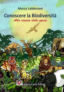 Daddyswing.es Conoscere la biodiversità. Alla ricerca della specie Image