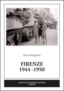Firenze 1944-1950