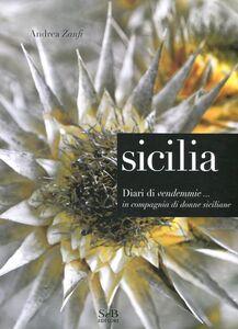 Sicilia. Diari di vendemmie... in compagnia di donne siciliane