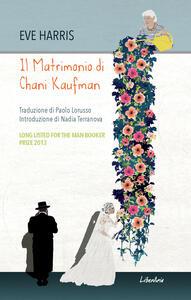 Il matrimonio di Chani Kaufman - Eve Harris - copertina