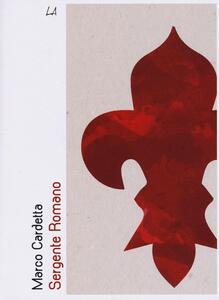 Sergente Romano - Marco Cardetta - copertina