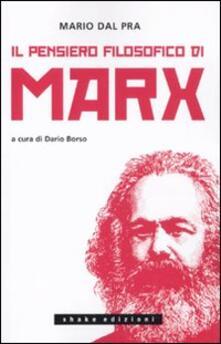 Secchiarapita.it Il pensiero filosofico di Marx Image