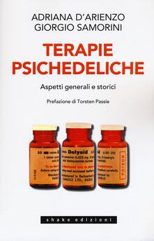 Aboutschuster.de Terapie psichedeliche. Vol. 1: Aspetti generali e storici. Image