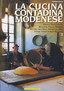 Cucina contadina modenese. Vol. 2: Merende, profumi dell'orto, aceto balsamico.