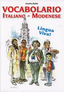 Vocabolario italiano-modenese. Lingua viva