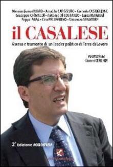 Il Casalese. Ascesa e tramonto di un leader politico di Terra di lavoro - copertina