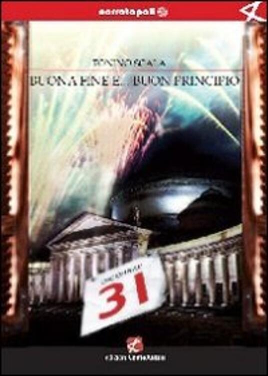 Buona fine e... buon principio - Tonino Scala - copertina