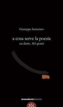 Squillogame.it A cosa serve la poesia. Un diario. 365 giorni Image