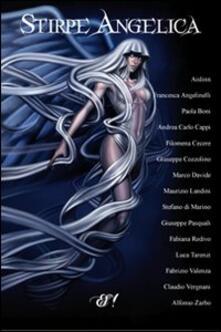 Stirpe angelica - copertina