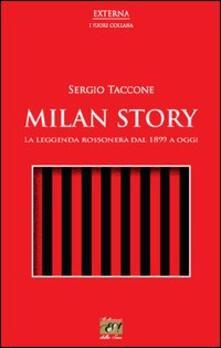 Daddyswing.es Milan story. La leggenda rossonera dal 1899 a oggi Image