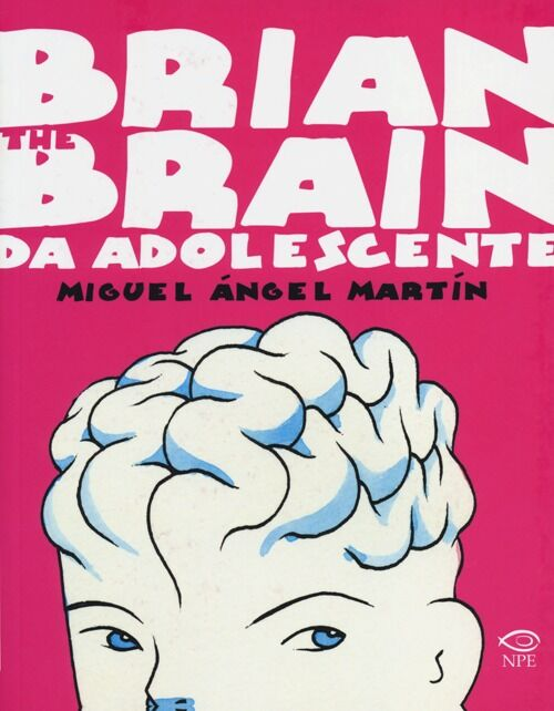 Brian the Brain da adolescente