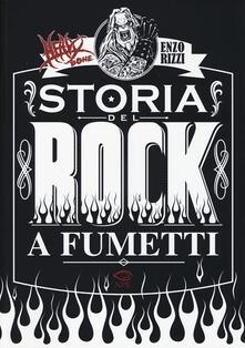 Cefalufilmfestival.it Heavy Bone. Storia del rock a fumetti Image