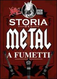 Mercatinidinataletorino.it Heavy Bone. Storia del metal a fumetti Image
