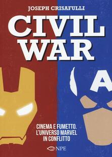 Ipabsantonioabatetrino.it Civil war. Cinema e fumetto. L'universo Marvel in conflitto Image