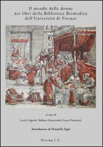 Il mondo delle donne nei libri della biblioteca biomedica dell'Università di Firenze