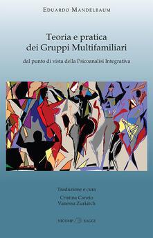 Milanospringparade.it Teoria e pratica dei gruppi multifamiliari dal punto di vista della psicoanalisi integrativa Image
