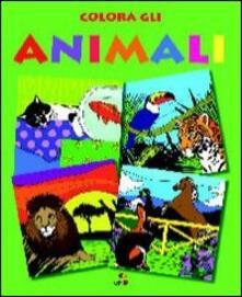 Voluntariadobaleares2014.es Colora tutti gli animali. Ediz. illustrata Image
