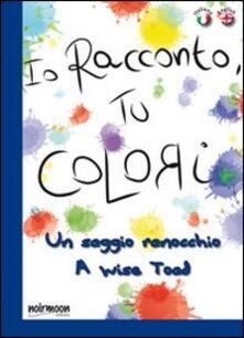 Capturtokyoedition.it Un saggio ranocchio. Ediz. italiana e inglese Image