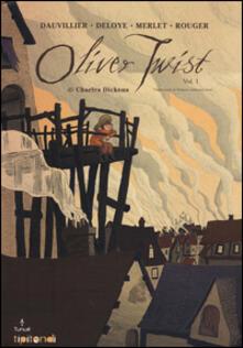 Voluntariadobaleares2014.es Oliver Twist. Vol. 1 Image