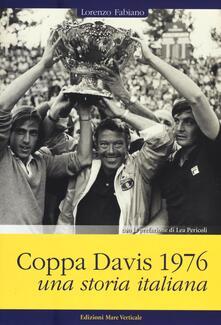 Radiospeed.it Coppa Davis 1976. Una storia italiana Image