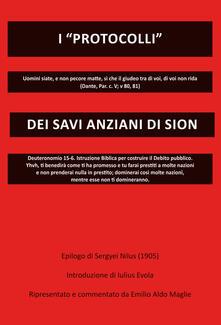 I «protocolli» dei savi anziani di Sion.pdf