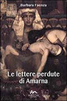 Winniearcher.com Le lettere perdute di Amarna Image