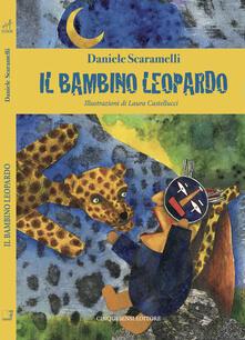 Camfeed.it Il bambino leopardo. Ediz. a colori Image