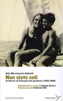 Aboutschuster.de Non siete soli. Scritti da «il Giornale dei genitori» (1958-1968) Image