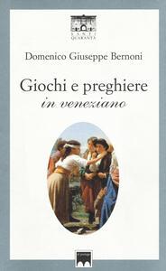 Giochi e preghiere in veneziano