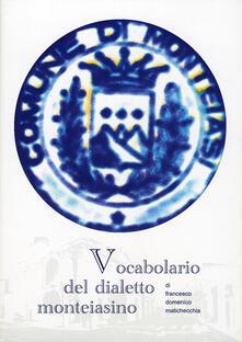 Ilmeglio-delweb.it Vocabolario del dialetto monteiasino Image