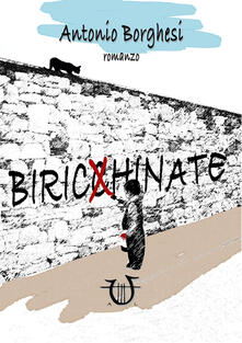 Birichinate - Antonio Borghesi - copertina