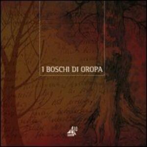 I boschi di Oropa
