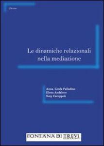 Le dinamiche relazionali nella mediazione