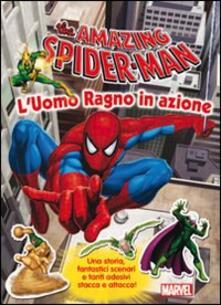 Milanospringparade.it The amazing Spider-Man. Con adesivi. Ediz. illustrata Image