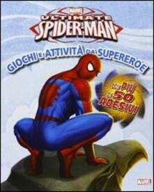Nicocaradonna.it Ultimate Spider-Man. Giochi ed attività da super eroe Image