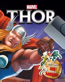 Winniearcher.com Thor. Con adesivi. Ediz. illustrata Image