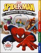 Libro Spider-Man. Gamefiles collection. Con adesivi
