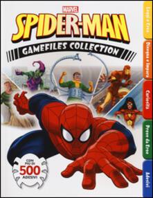 Laboratorioprovematerialilct.it Spider-Man. Gamefiles collection. Ediz. illustrata Image
