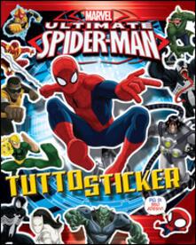 Ultimate Spider-Man. Tutto sticker. Ediz. illustrata.pdf