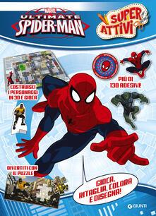 Steamcon.it Ultimate Spider-Man. Super attivi Image