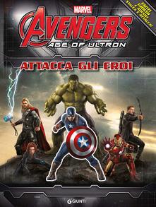 Daddyswing.es The Avengers. Age of Ultron. Attacca gli eroi Image