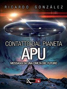 Voluntariadobaleares2014.es Contatto dal pianeta Apu Image