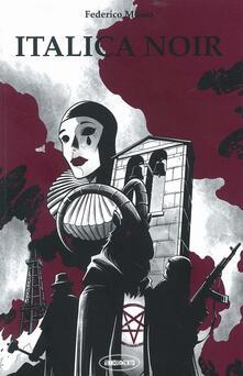 Italica noir - Federico Mosso - copertina