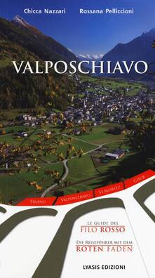 Premioquesti.it Valposchiavo. Ediz. italiana e tedesca Image