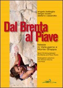 Dal Brenta al Piave. Falesie in Valsugana e Monte Grappa.pdf