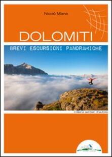 Ipabsantonioabatetrino.it Dolomiti. Brevi escursioni panoramiche Image