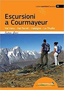 Steamcon.it Escursioni a Courmayeur. Val Veny, Val Ferret, Valdigne, La Thuille Image
